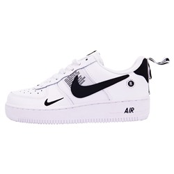 Кроссовки Nike Air Force 1 '07 White Leather арт 5009-2