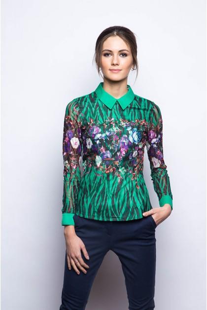 Блузки Из Комбинированных Тканей В Екатеринбурге