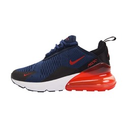 Кроссовки Nike Air Max 270 Blue Red арт 943-5