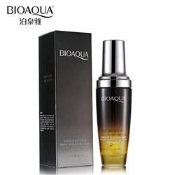 Масло для волос BIOAQUA Wake up sleeping hair(Лимон), 50 мл